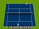 Игра Большой теннис - играть бесплатно онлайн