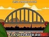 Игра Разрушитель мостов - играть бесплатно онлайн