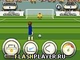 Игра Футбольная суперзвезда - играть бесплатно онлайн