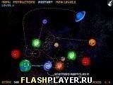 Игра Злые астероиды - играть бесплатно онлайн