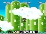 Игра Новый флэш Марио - играть бесплатно онлайн