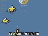 Игра Атака пришельцев - играть бесплатно онлайн