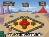 Игра Пещерный человек и булыжник - играть бесплатно онлайн