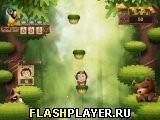 Игра Обезьянка попрыгун - играть бесплатно онлайн