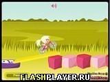 Игра Красавица на велосипеде 2 - играть бесплатно онлайн