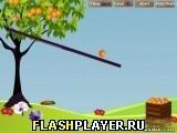 Игра Фруктовый желоб - играть бесплатно онлайн