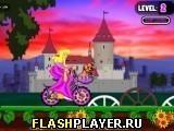 Игра Принцесса Белла и королевская гонка - играть бесплатно онлайн