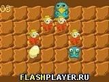 Игра Птичий укус - играть бесплатно онлайн