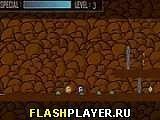 Игра Пещерные охотники - играть бесплатно онлайн