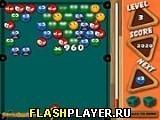 Игра Пузырьковый бильярд - играть бесплатно онлайн