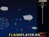Игра Огненная ракета - играть бесплатно онлайн