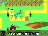 Игра Фермерская защита - играть бесплатно онлайн