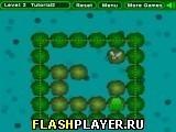 Игра Летающая Лягушка - играть бесплатно онлайн