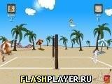 Игра Пляжный Волейбол - играть бесплатно онлайн