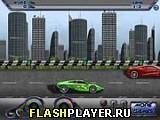 Игра Атомные суперкары - играть бесплатно онлайн
