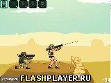 Игра Ракетные солдаты - играть бесплатно онлайн