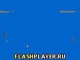 Игра Классический настольный теннис - играть бесплатно онлайн