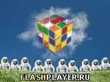 Игра Космический кубик Рубика - играть бесплатно онлайн
