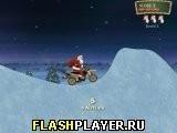 Игра Санта гонщик - играть бесплатно онлайн