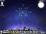 Игра Звездный свет Рождества - играть бесплатно онлайн