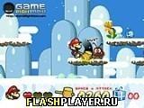 Игра Рождественские подарки Супер Марио - играть бесплатно онлайн