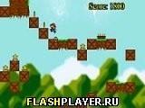 Игра Прыгающий Марио 3 - играть бесплатно онлайн