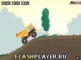 Игра Огромный грязный грузовик - играть бесплатно онлайн