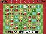 Игра Микс и рождественский матч - играть бесплатно онлайн