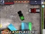 Игра Парковка тяжёлого грузовика - играть бесплатно онлайн