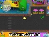 Игра Сим такси – город пузырей - играть бесплатно онлайн