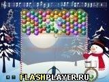 Игра Рождественский БабблДжем - играть бесплатно онлайн