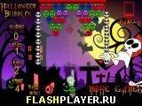Игра Хэллоуинские пузырьки - играть бесплатно онлайн