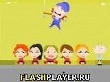 Игра Первый день в школе - играть бесплатно онлайн