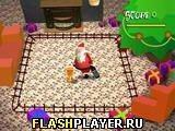 Игра Трезвый Санта 2 - играть бесплатно онлайн