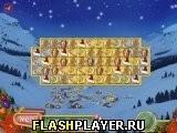 Игра Рождественский пазл - играть бесплатно онлайн