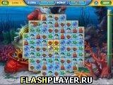 Игра Фишдом – Сезоны на глубине моря - играть бесплатно онлайн