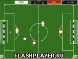 Игра Футбол вчетвером - играть бесплатно онлайн