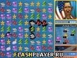 Игра Супер Обама и нефтяная головоломка - играть бесплатно онлайн