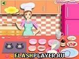 Игра Барби готовит – Бланманже - играть бесплатно онлайн