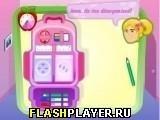 Игра Каролина идёт в школу - играть бесплатно онлайн
