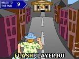 Игра Пьяный марафон Эванса - играть бесплатно онлайн