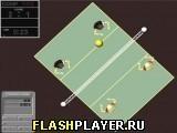 Игра 2х2 Волейбол – Блондинки против брюнеток - играть бесплатно онлайн