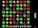 Игра Драгоценные блоки - играть бесплатно онлайн