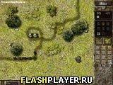 Игра Защита выжженных земель - играть бесплатно онлайн