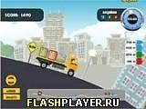 Игра Проблемы курьера - играть бесплатно онлайн