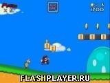Игра Супер Марио ремикс - играть бесплатно онлайн