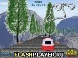 Игра Пляжные тачки: Извилистая дорога - играть бесплатно онлайн