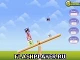 Игра Супергерои: Сохрани баланс - играть бесплатно онлайн