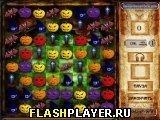 Игра Весёлого Хэллоуина - играть бесплатно онлайн