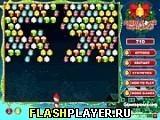 Игра Рождественская стрельба по шарам - играть бесплатно онлайн